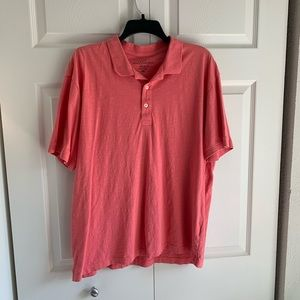 H&M red polo